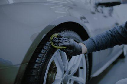 Polishing Tyre